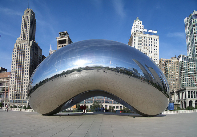 CLOUD GATE CHICAGO FREE